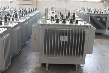 青浦200KVA油浸式变压器
