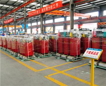 上海SCB11-500KVA干式变压器