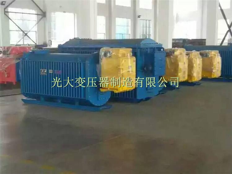 海南KBSG系列矿用隔爆型干式变压器