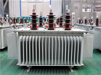 松江SBH15-200KVA非晶合金变压器