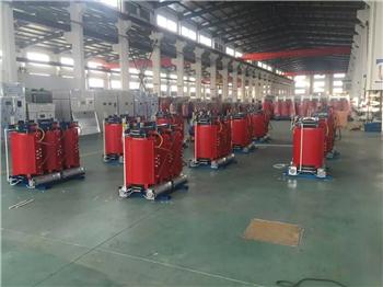 上海SCB10-160KVA干式变压器