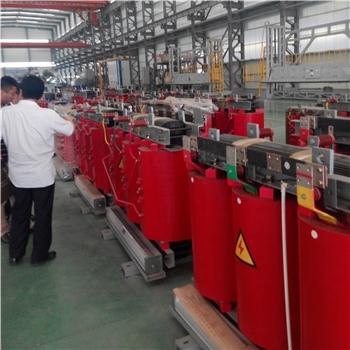 荔湾SCB10-630KVA干式变压器