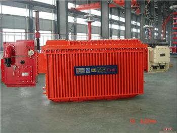 新丰矿用隔爆型干式变压器