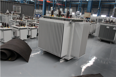 广东S13-M系列全密封油浸式变压器