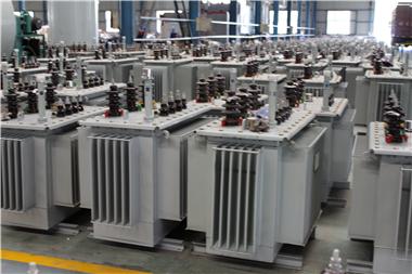 黄浦KS11矿用油浸式变压器