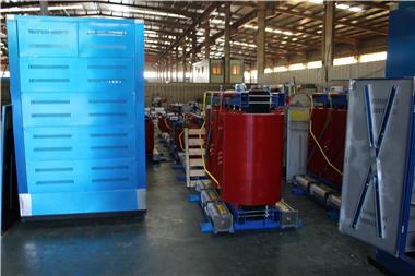 广西SCB11系列10KV干式变压器