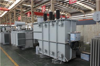 开远35KV油浸式电力变压器