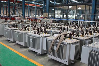 广东SBH15-M非晶合金油浸式变压器