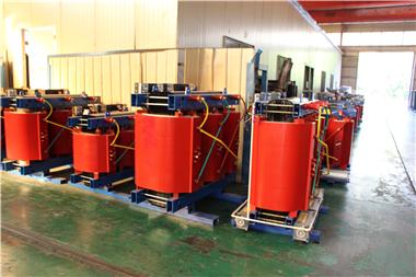 广西SCB10型三相干式变压器