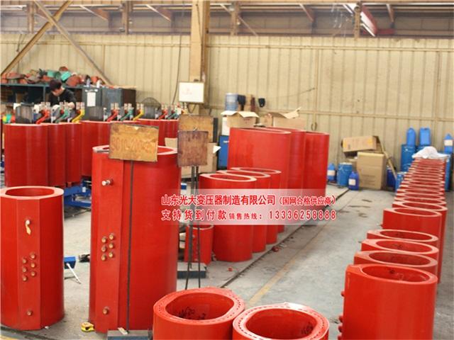 SCB11-250KVA/10KV/0.4KV干式变压器