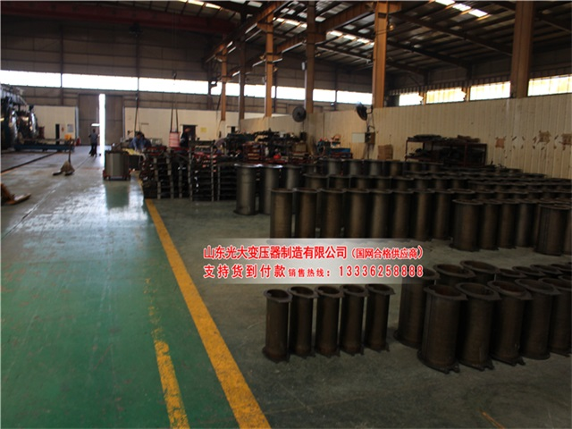 剑川SCB11-100KVA干式变压器