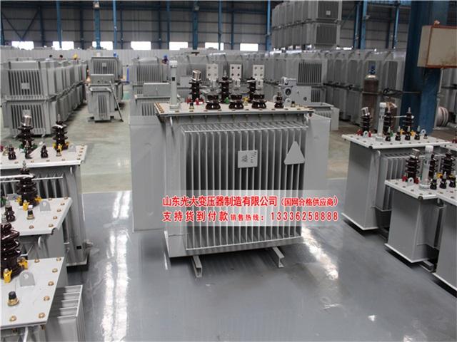 S13-40000KVA油浸式变压器