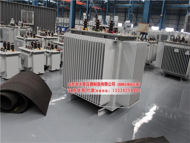 S13-25000KVA油浸式变压器