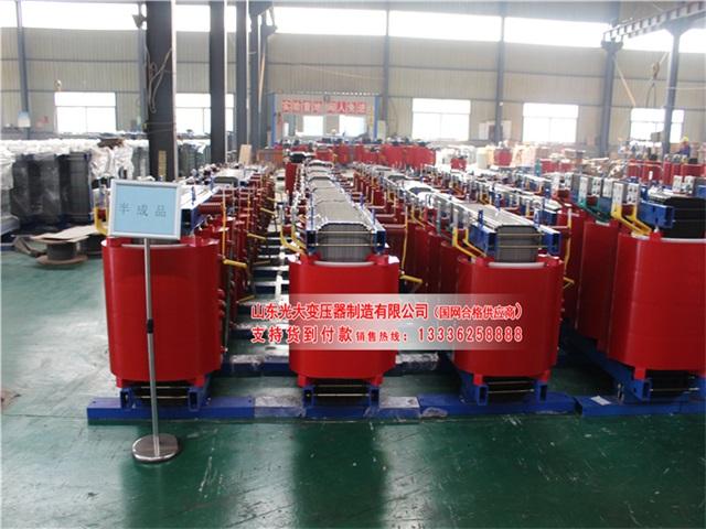 SCB10-5000KVA广东广东广东干式变压器