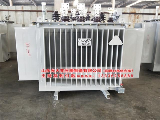 夹江S13-25000KVA油浸式变压器