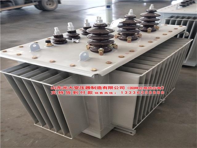 广东S13-31500KVA油浸式变压器
