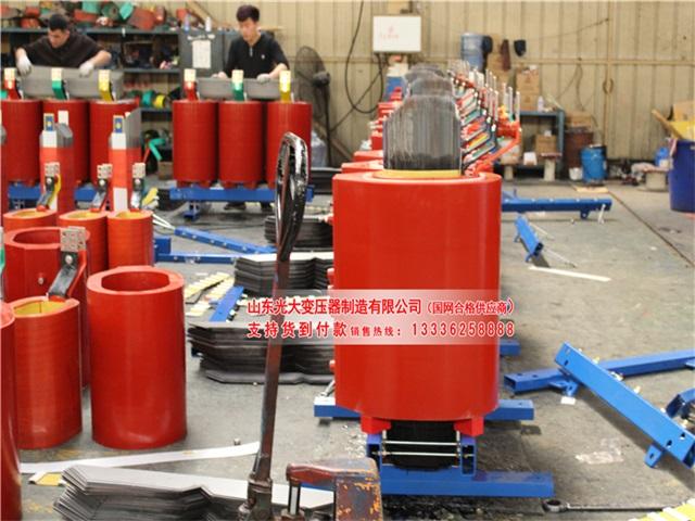 青浦400KVA干式变压器