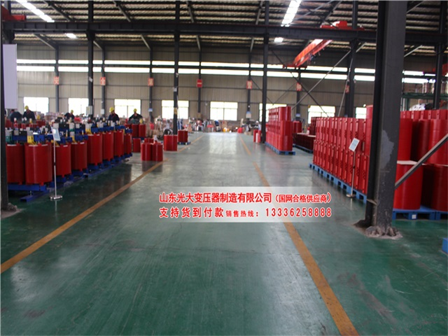 广东广东广东干式变压器